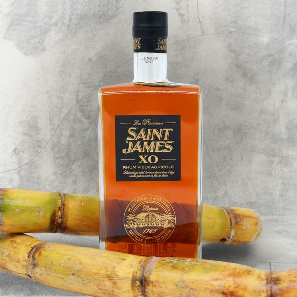 rhumstore.com saint james xo quintessence rhum vieux agricole martinique confidentiels 43 % 70 cl