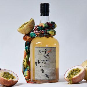 Rhum&Ko Rhum Store punch rhum arrangé maracuja fruit de la passion